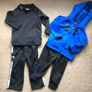 18 month Under Armour lot